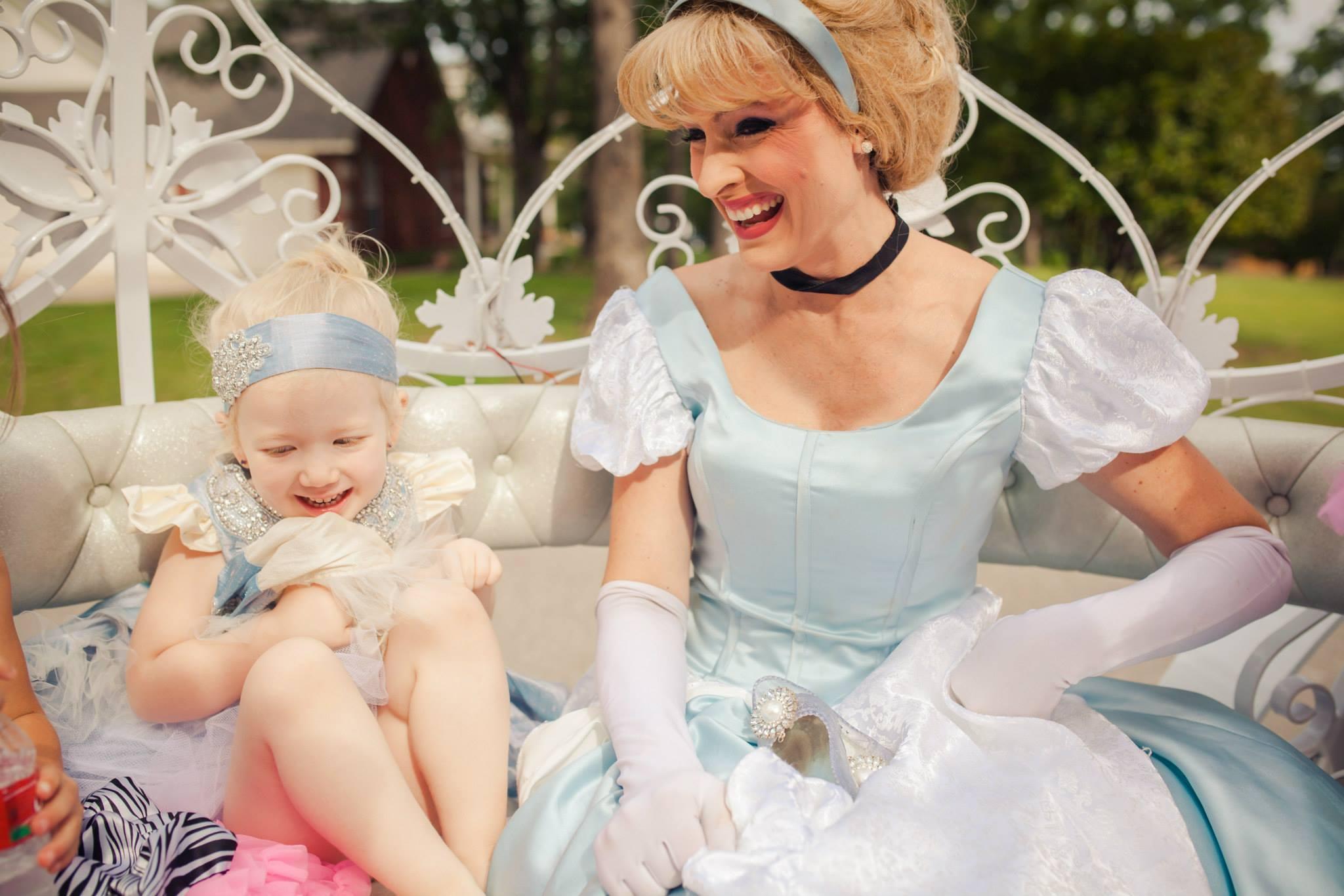 My Cinderella Moment!